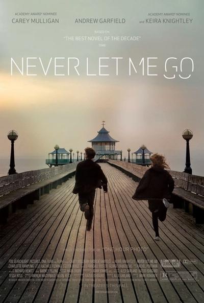 Póster de Nunca me abandones (Never Let Me Go)