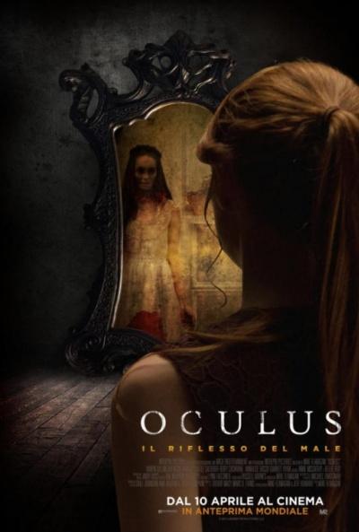 Descargar Oculus: El espejo del mal Castellano por MEGA.