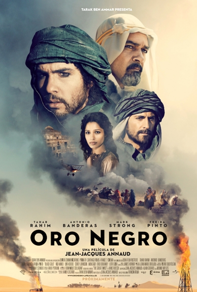 Oro Negro (2012)