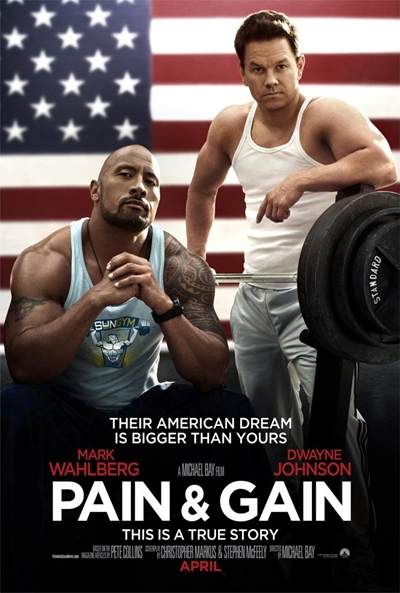 pain and gain 16070 Dolor y Dinero [2013] [BRscr LINE XviD] [Castellano LINE]