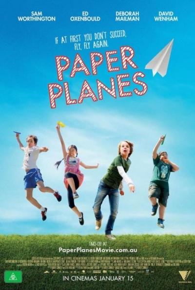 P�ster de  (Paper Planes)