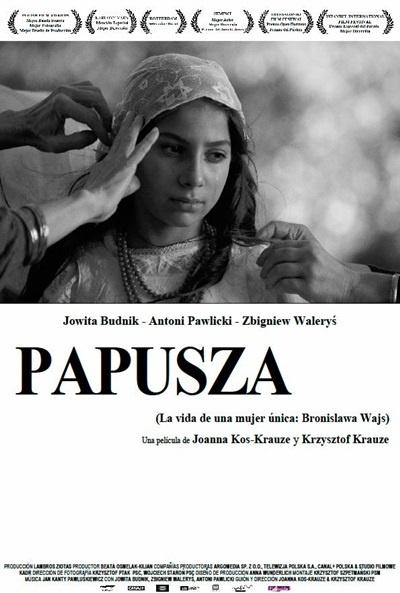 Cartel de Papusza (Papusza)