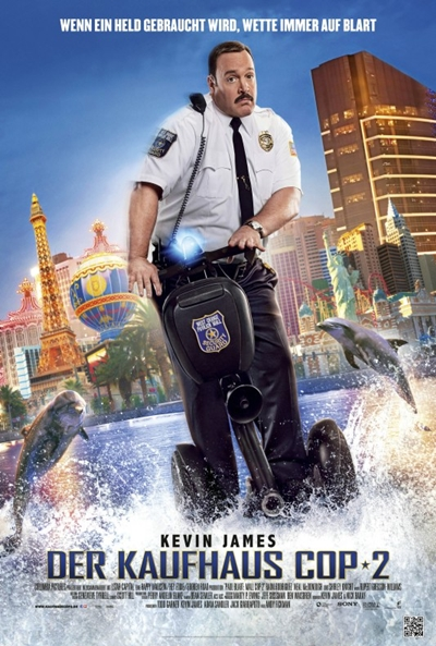 Cartel de Superpoli en Las Vegas (Paul Blart: Mall Cop 2)