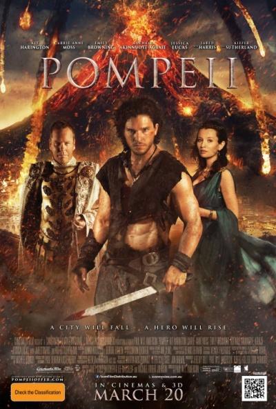 Pompeya (2014)  [DVDRip] [Latino] [1 Link] [MEGA]