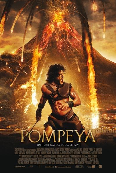 Cartel de Pompeya (Pompeii)  blog soloyo