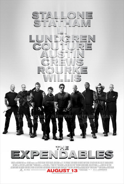 ''THE EXPENDABLES'' en Posters Poster_5347