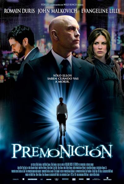 Premonici�n [DVDRip][Castellano][Intriga][2008][1Link]