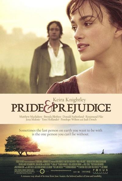 Póster de Pride & Prejudice (Orgullo y prejuicio) (Pride and Prejudice)