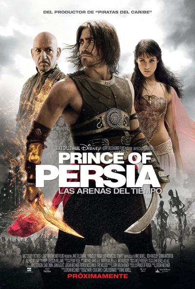 Prince of Persia: Las arenas del tiempo  (2010)