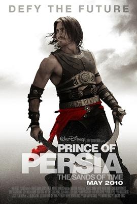 Principe de Persia y Las Arenas del Tiempo