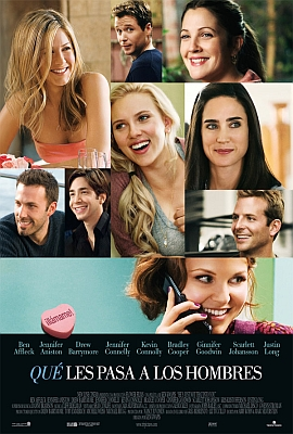 Cartel de Qu� les pasa a los hombres (He�s Just Not That Into You)