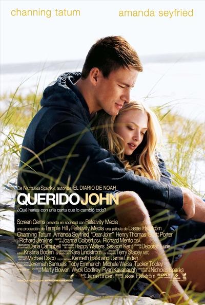 Cartel de Querido John (Dear John)