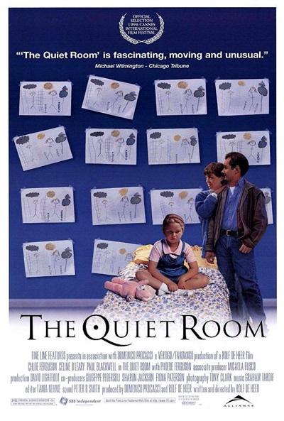 Carteles de la pel cula la habitaci n silenciosa el Resumen de la pelicula la habitacion
