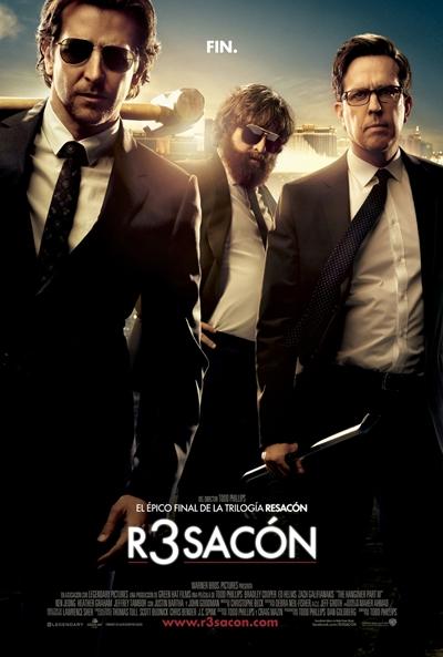 R3sacón (2013)[DVDRip] [Castellano] [Comedia]