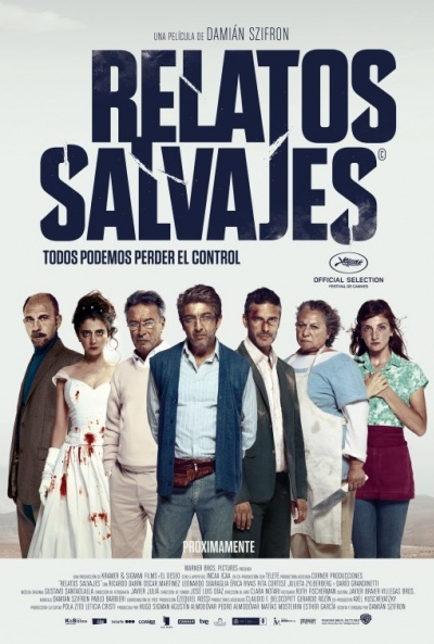 Ver Relatos salvajes Online (2014)