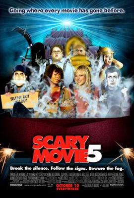 Scary Movie 5 affiche