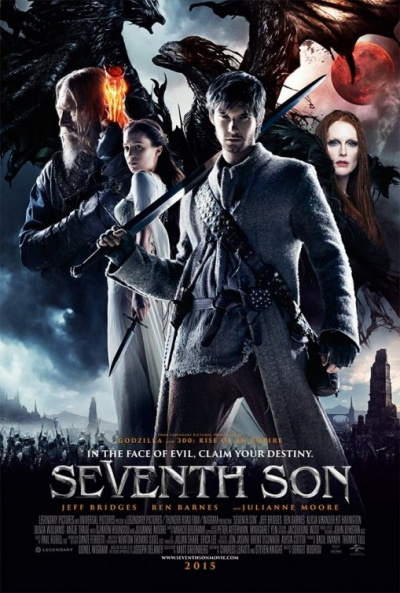 P�ster de El s�ptimo hijo (The Seventh Son)