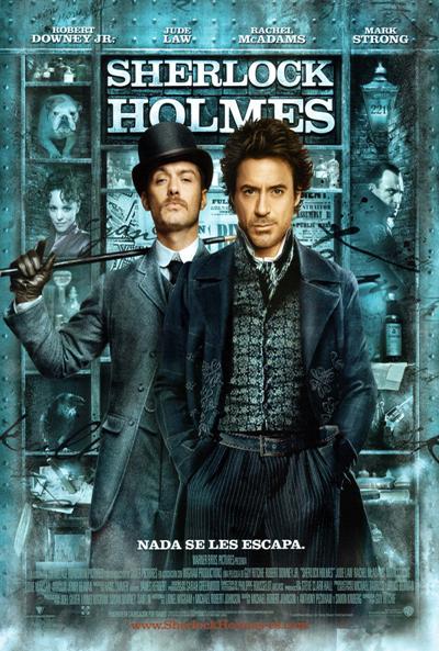 Sherlock Holmes [2010][TS][Latino]