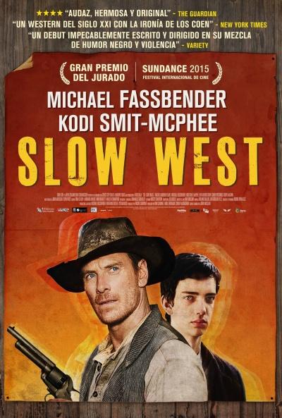 Cartel de Slow West (Slow West)