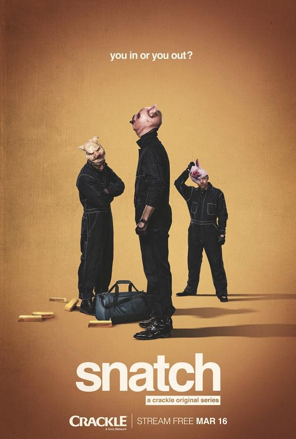 Snatch: La serie -- 16 de marzo Snatch_63292