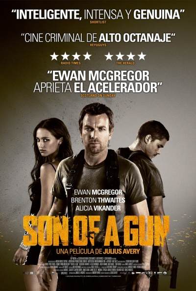 Cartel de Son of a Gun (Son of a Gun)