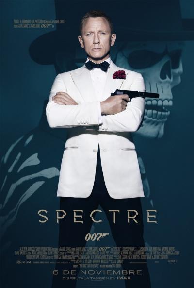 Cartel de SPECTRE (SPECTRE)