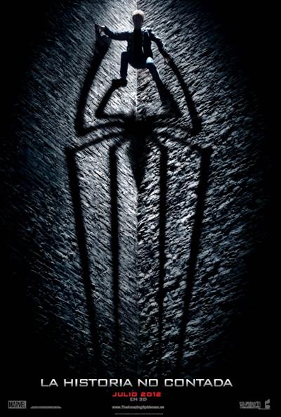 Cartel de The Amazing Spider-Man (The Amazing Spider-Man)