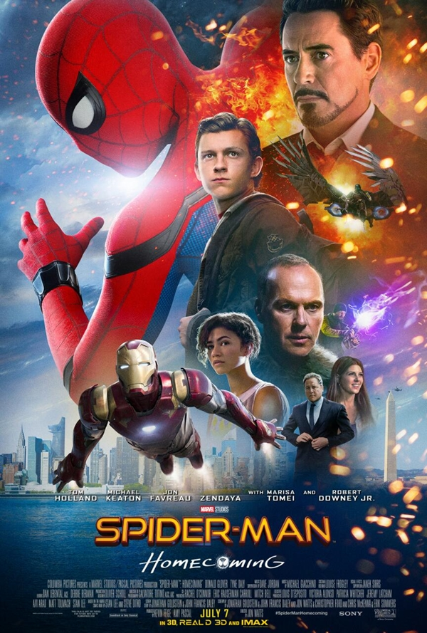 Nuevos tráilers (y carteles) de 'Spider-Man: Homecoming' Spiderman_homecoming_65702