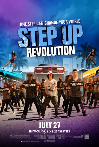 Ver Step Up Revolution En Español
