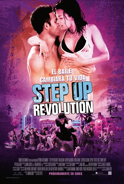 Cartel de Step Up Revolution (Step Up Revolution)
