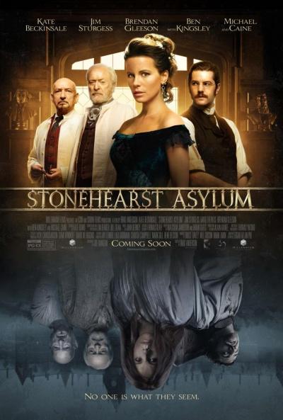 Póster de Asylum: El experimento (Stonehearst Asylum)