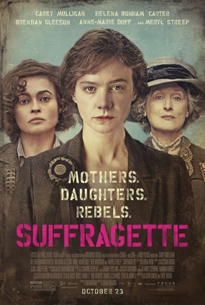 P�ster de Sufragistas (Suffragette)