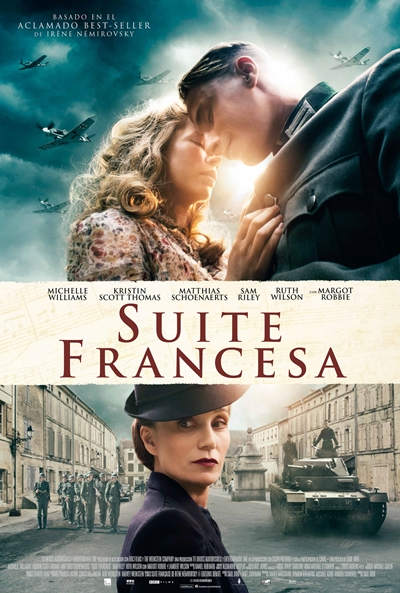 Cartel de Suite francesa (Suite Française)