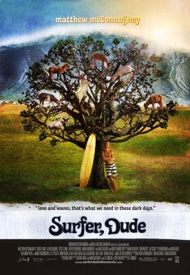 Surfer Dude Subtitulado  2008 DVDRIP Xvid  COM AR preview 0