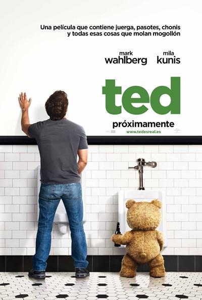 Cartel de Ted (Ted)