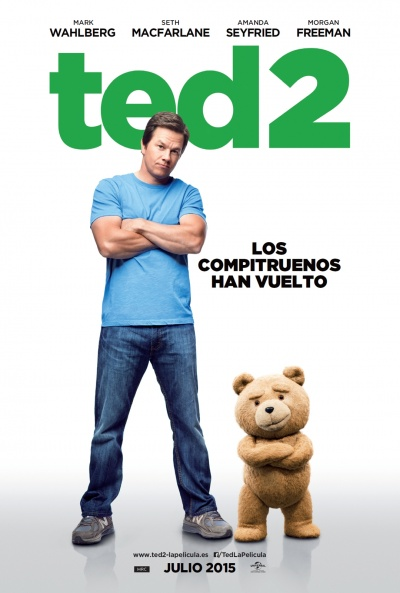 Cartel de Ted 2 (Ted 2)