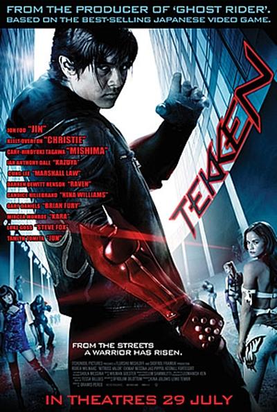 Tekken (2010) [Español Latino] [Accion]