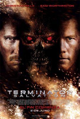 Terminator 4: Salvation (2009) DVDRip Latino