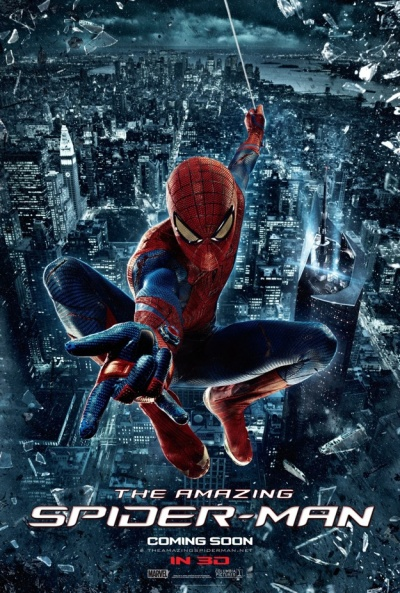 Sobre la secuela de 'The Amazing Spider-Man'