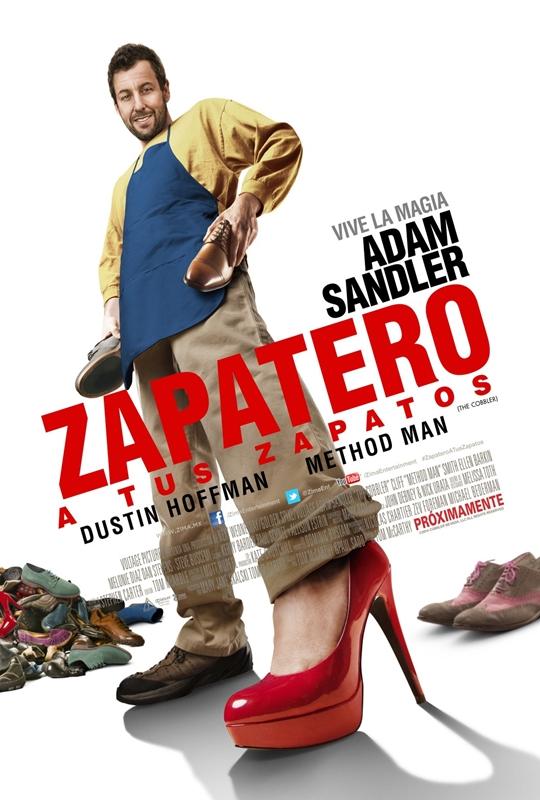 Zapatero A Tus Zapatos (2014) [Dvdrip] [Latino] [1 Link]