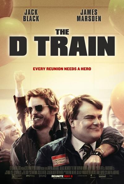 P�ster de  (The D Train)