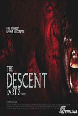The descent 2 film izle