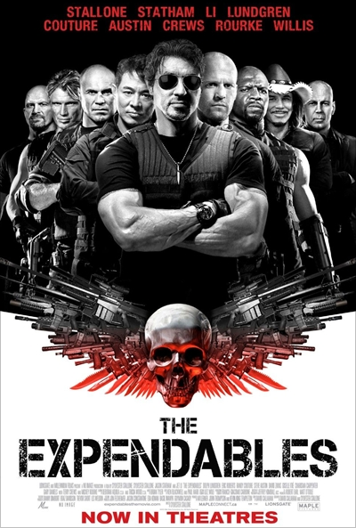 ''THE EXPENDABLES'' en Posters The_expendables_6144