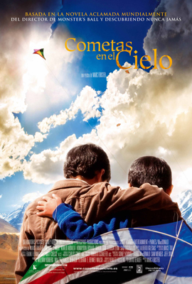 Cartel de Cometas en el Cielo (The Kite Runner)