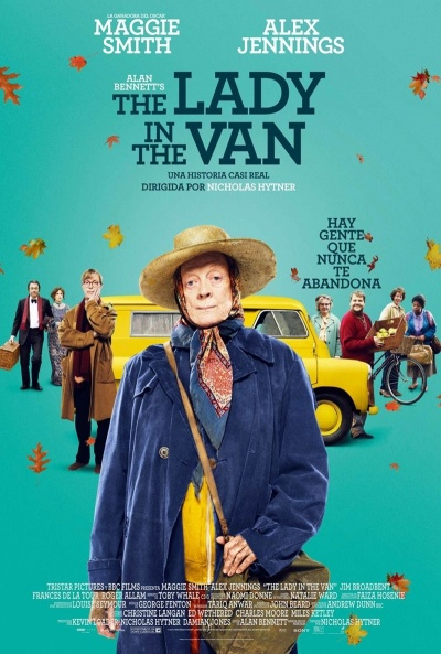 Cartel de The Lady in the Van (The Lady in the Van)