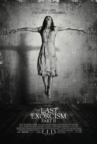 Cartel de  (The Last Exorcism Part II)