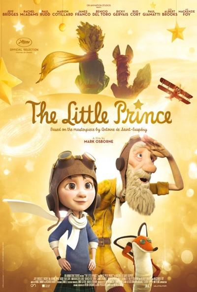 T�aser P�ster de  (The Little Prince)