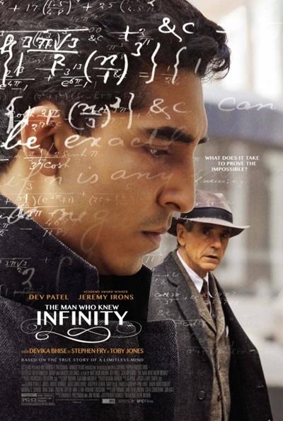 Resultado de imagen de El hombre que conocía el infinito