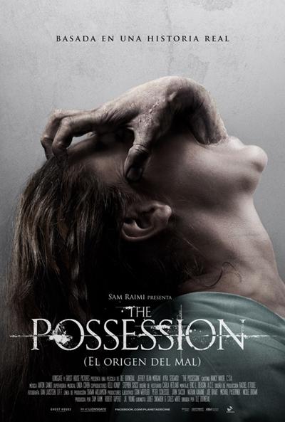 Cartel de The Possession (El origen del mal) (The Possession)