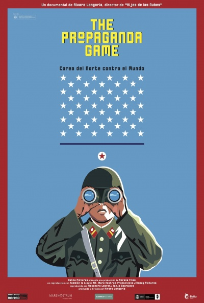 Cartel de The Propaganda Game (The Propaganda Game)